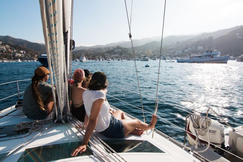 seasonality in yachting
