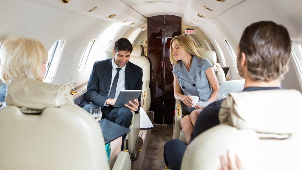 business aviation marketing