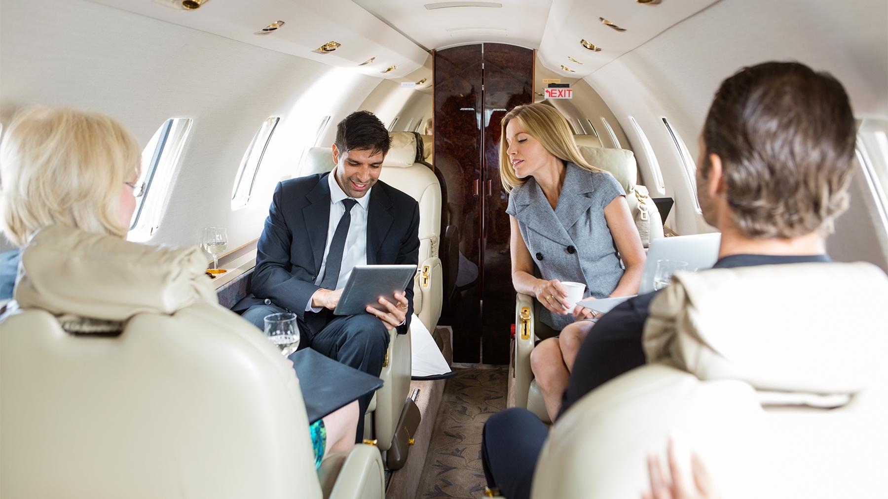 The Basics Of Business Aviation Marketing