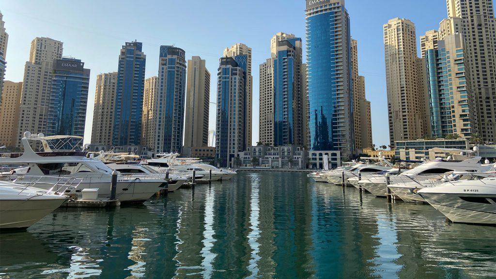 yachting marinas