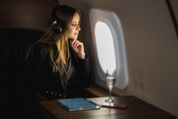 audio marketing for luxury travel